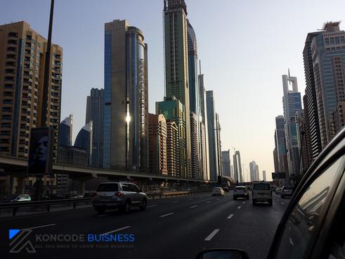 فتح شركة في دبي